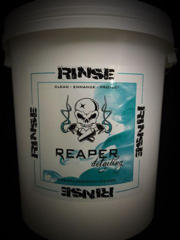 20ltr Rinse Bucket With Lid